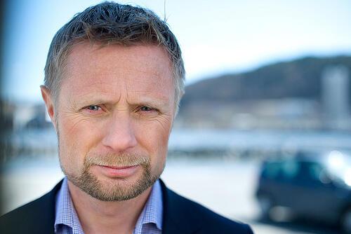 Pressebilde Bent Høie