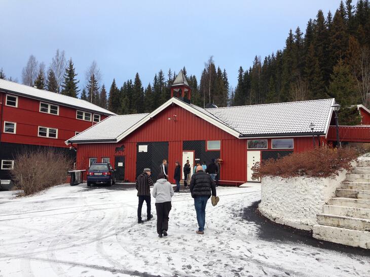 Tyrilisenteret i Lillehammer