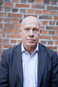 Stiftelsesleder Ulf Jansen