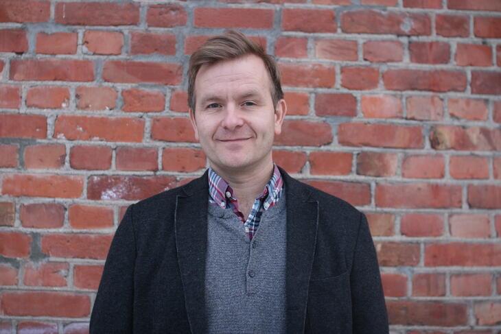 Mikael Sømhovd har nylig blitt ansatt i Tyrili FoU