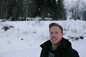 Anders Dalsaune Jansen, leder i Tyrili