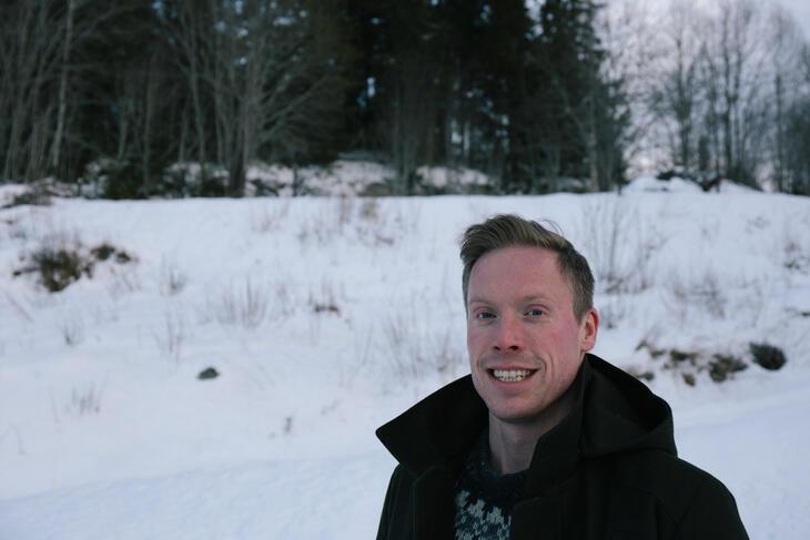 Anders Dalsaune Jansen, leder i Tyrilistiftelsen. Foto: Anders B. Bisgaard