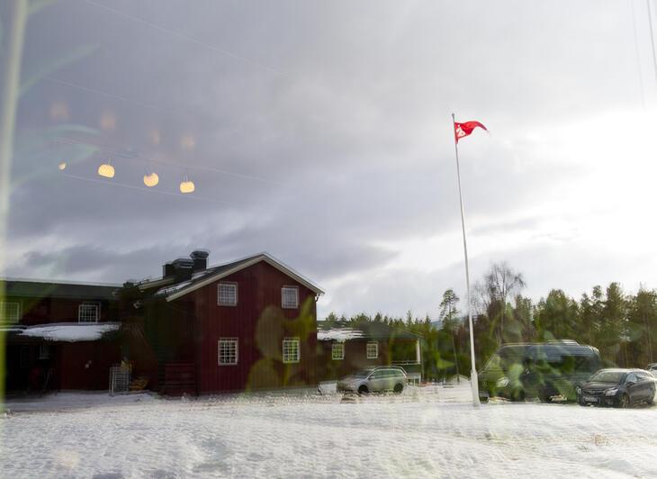 Frankmotunet i Folldal, hvor Gisle Andersen startet sin Tyrili-karriere. Foto: Sara Johannessen