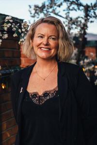 Camilla Fjeld, nestleder i Tyrili