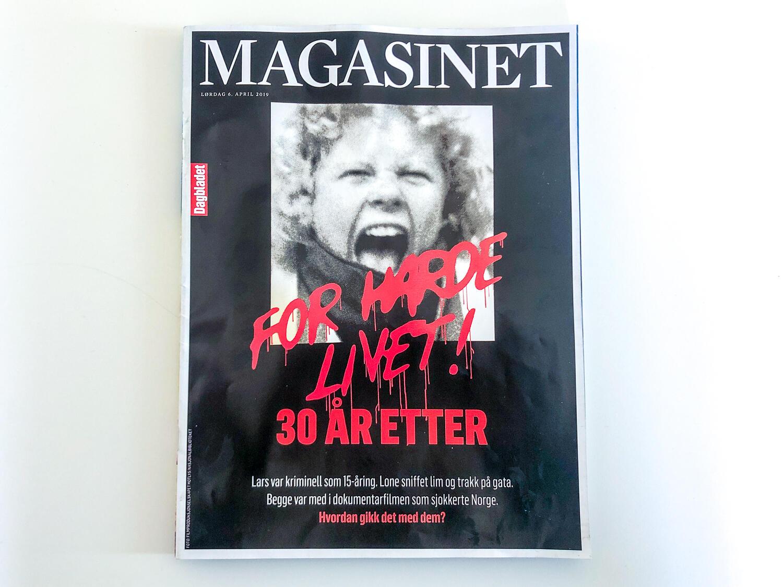 Dagbladet - For harde livet