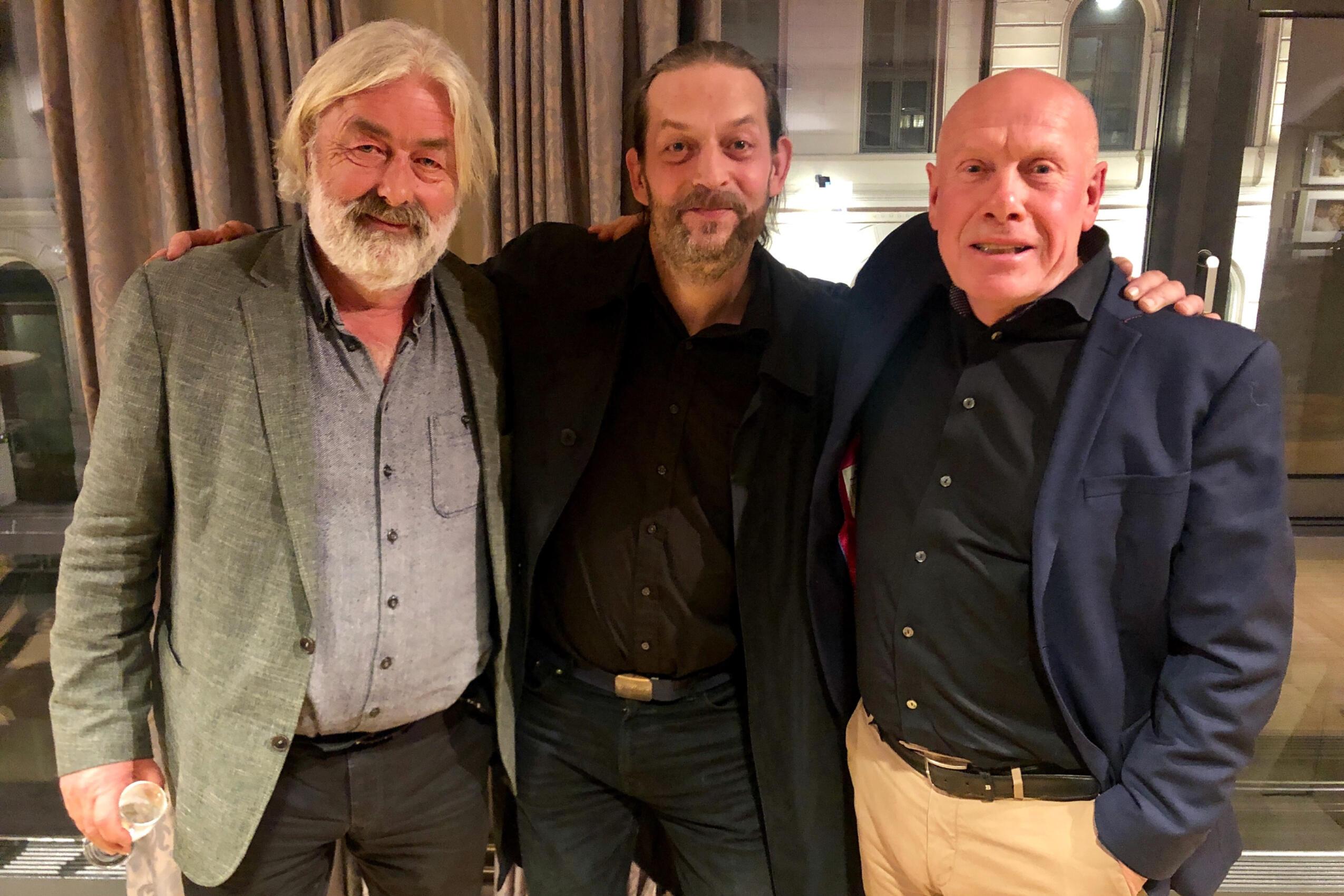 Sigve, Lars og Ulf