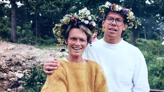 Randi Dalsaune og Ulf Jansen