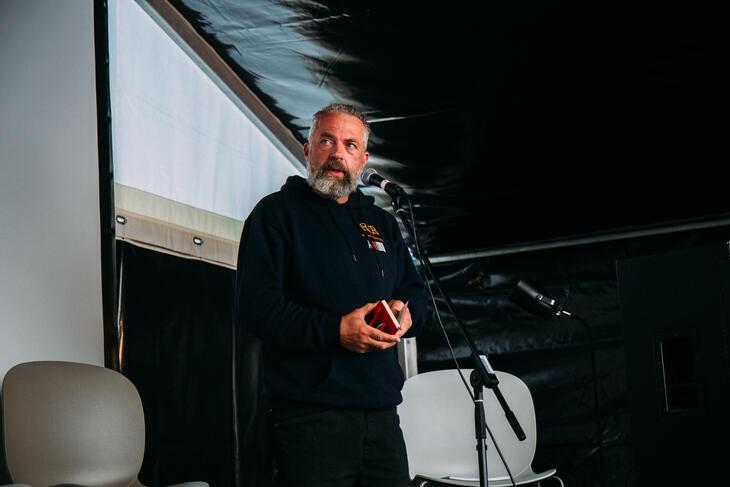 Lars Faksvåg