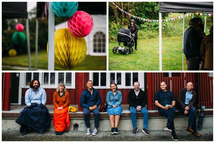 Tyrilisenteret i Trondheim 10 år