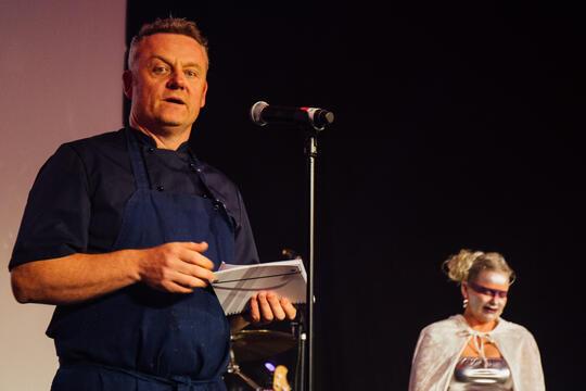 Altmuligmann Roy Evensen