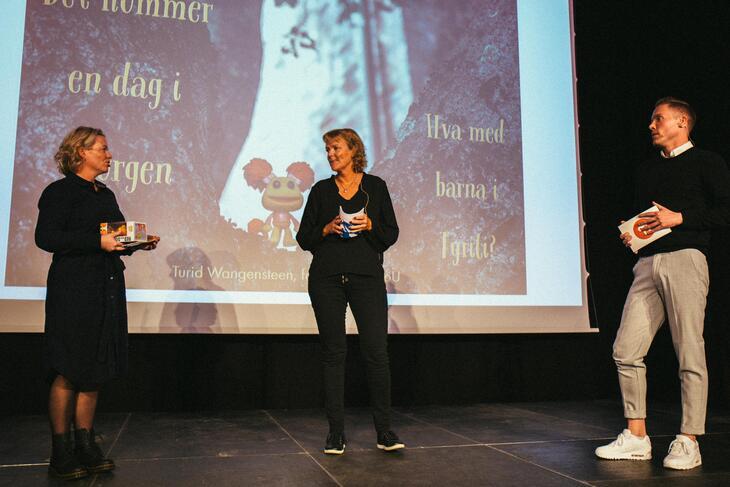 Årets stiftelsessamling fra A til Å
