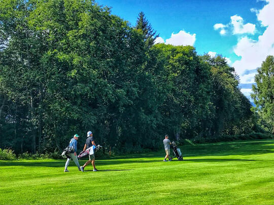 Tyrili golfcamp 2020.