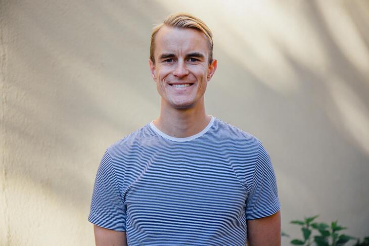 Jacob Hystad, forsker i Tyrili