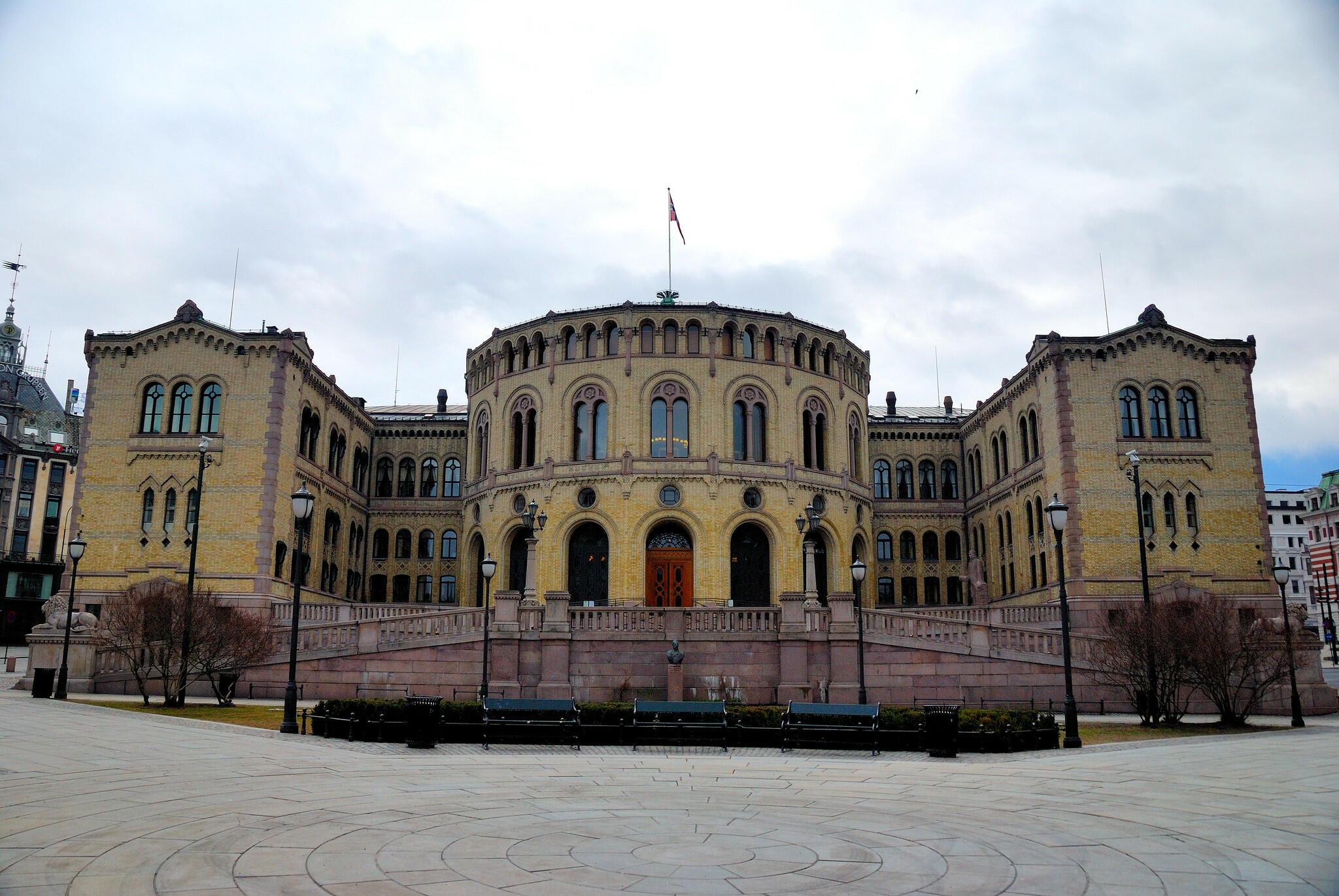 Det norske Stortinget.