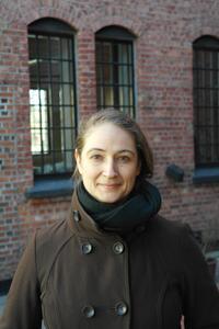 FoU-leder Hanne Lorimer Aamodt