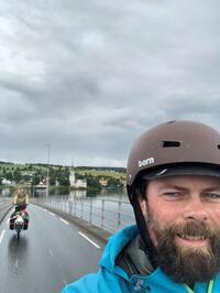 Anders Bisgaard, kommunikasjonsansvarlig i Tyrili