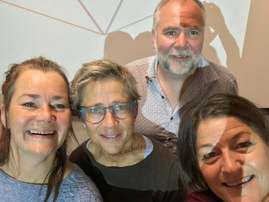 Vivat-kurs Tyrilisenteret i Trondheim september 2021